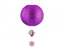 Lanterna Glitter Frozen 20cm