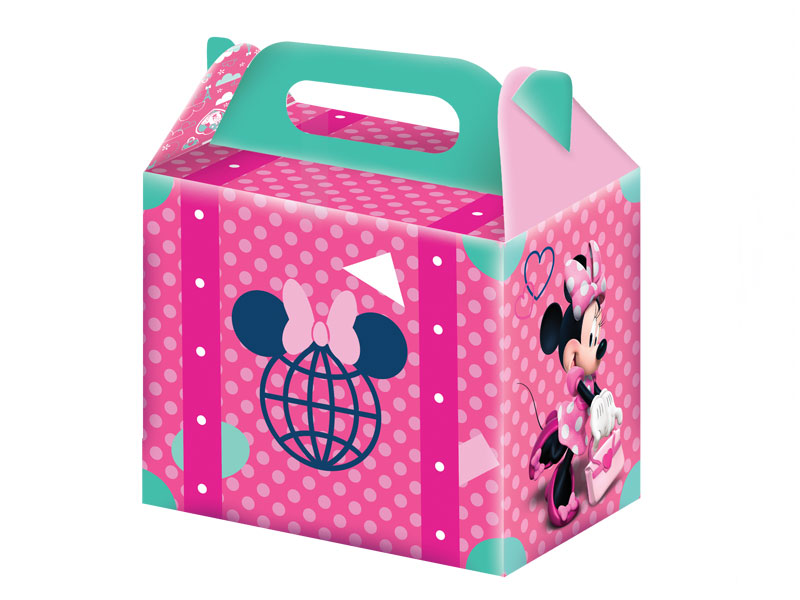 90ae179403 Caixa Surpresa Minnie Rosa - Boutique da Festa